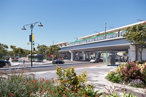 Take a tour of the new Bayswater Station